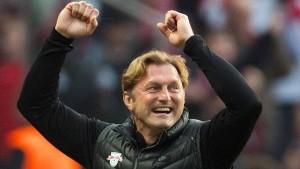 RB Leipzig redet schon von Real Madrid