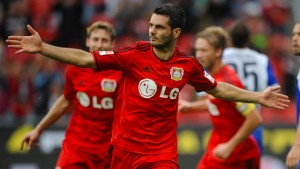 Leverkusen siegt auch nach Stolperstart