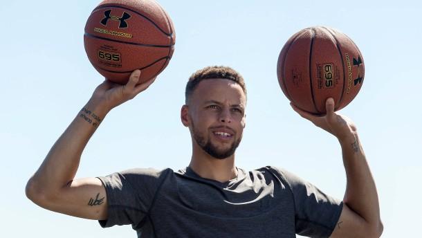 Rekordvertrag in der NBA