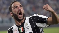 Traumstart für Khedira und Higuain mit Juventus