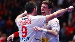 Titelverteidiger Spanien kann mit Halbfinale planen