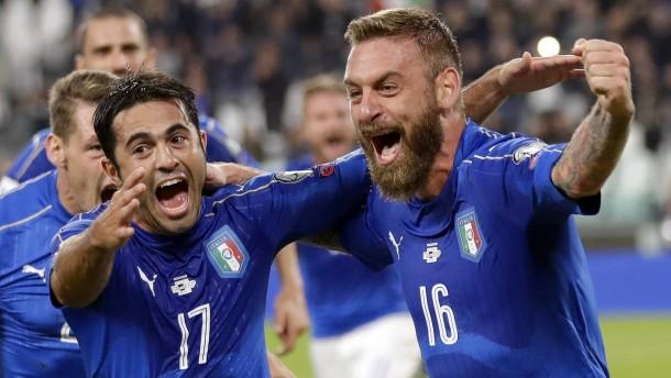 Eklat in Italien, Wut bei Spanien