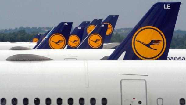 Lufthansa-Kunden bleiben vorerst von weiteren Streiks verschont