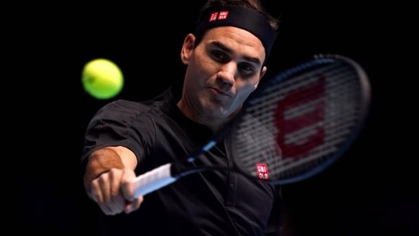 Sind Federers Narben verheilt?