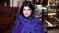 Ghontscheh Ghawami ist eine freie Frau