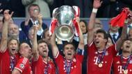 Durch den Sieg in der Champions League qualifizierte sich der FC Bayern für die Klub-WM