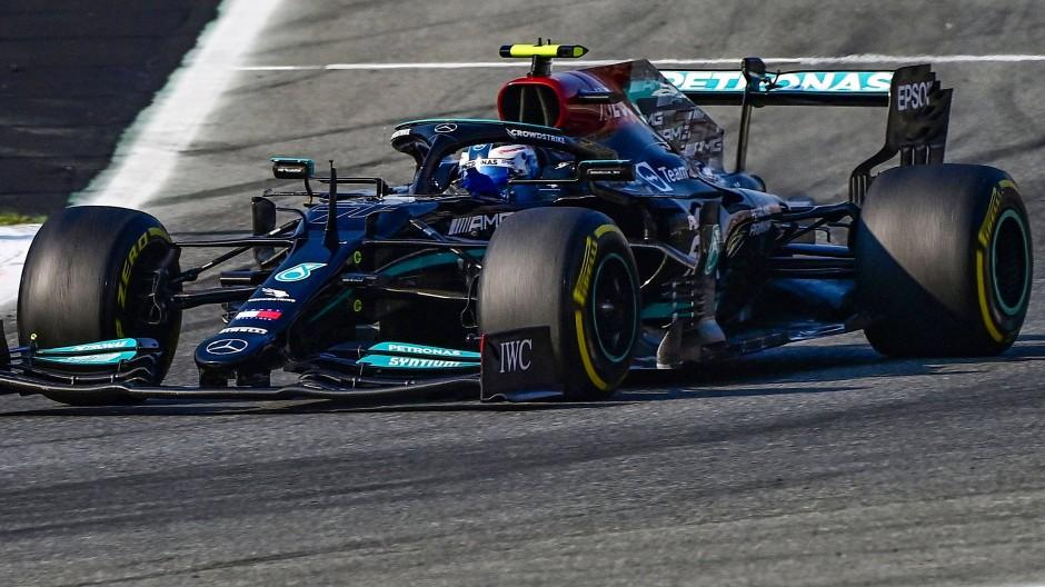 Valtteri Bottas gewinnt den Sprint in Monza.