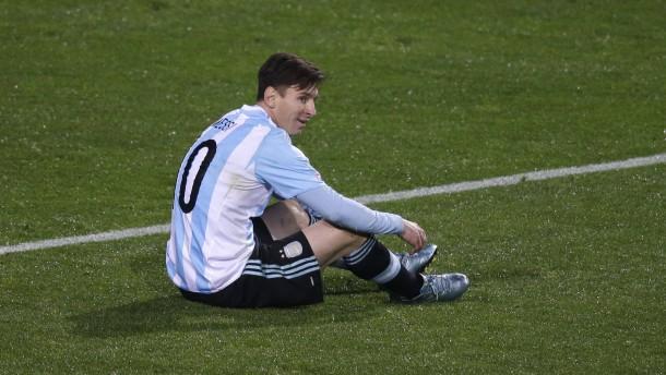 Ermittler decken falsches Spiel mit Messi auf