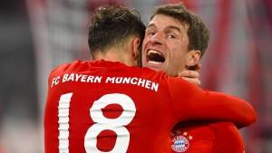 Die Bayern blasen zur Jagd auf Leipzig