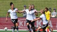 Deutsches Ausrufezeichen im WM-Achtelfinale