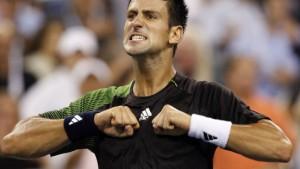 Eklat um Djokovic - Fans pfeifen auf den Buhmann