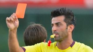 Dreifachbestrafung im Fußball bleibt