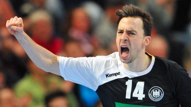 Handballern glückt die Generalprobe