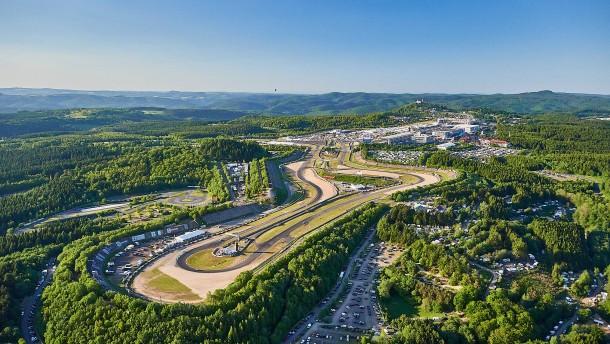 Nürburgring statt Hockenheim!