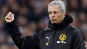 Borussia Dortmund redet die Krise klein