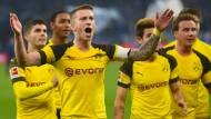 Marco Reus und andere Derby-Sieger von Borussia Dortmund fehlen in Monaco.