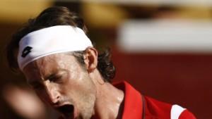 Ferrero bringt Spanien ins Halbfinale