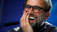 """""""Liverpool gewinnt zu viele Spiele"""": Jürgen Klopp will das nicht ändern."""