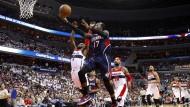 Das NBA-Glühwürmchen dreht auf