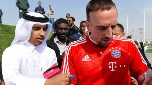Die nächste umstrittene Reise des FC Bayern