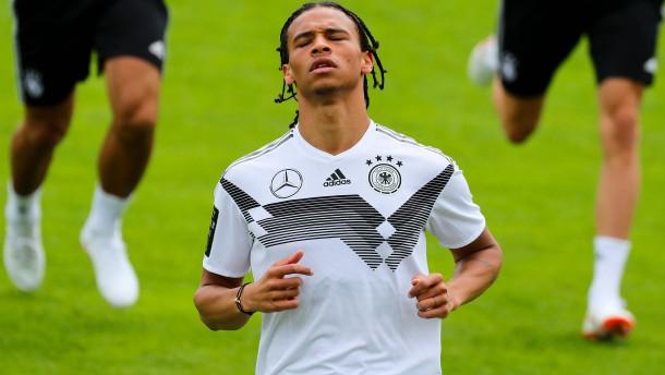 Warum Sané nicht mit zur WM darf