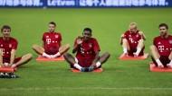 Der FC Bayern und sein Reich der Mitte