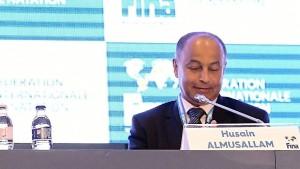 Fina-Funktionär al Musallam unter Korruptionsverdacht