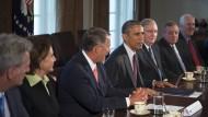 Obama will Strafen für Cyberkriminelle verschärfen