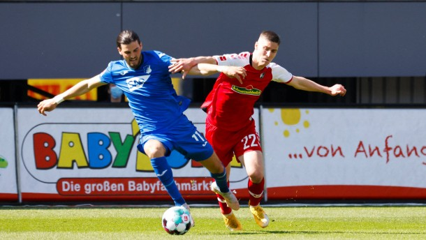 Hoffenheim atmet endgültig auf