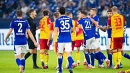 Turbulente Schlussphase auf Schalke