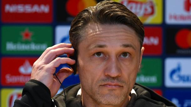 Gute Nachrichten für Kovac und den FC Bayern