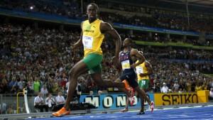 Bolts Rekordlauf hat mich kaum berührt