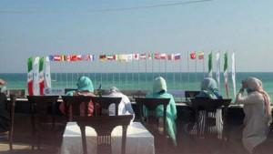 Iran bricht Versprechen und weist Frauen ab