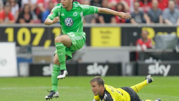 Magaths neuer Impuls für Wolfsburg