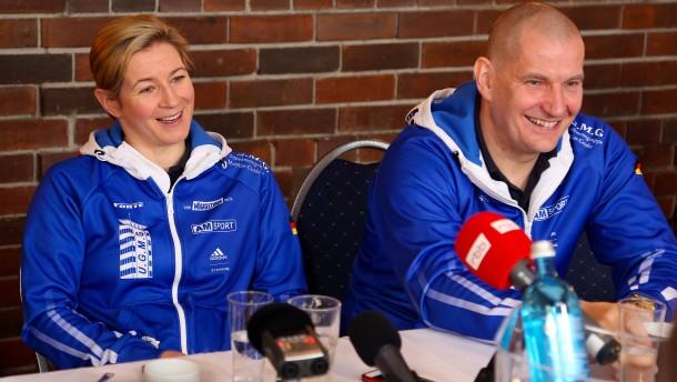 Pechstein-Partner Große wird Eisschnelllauf-Präsident