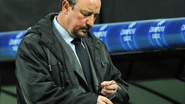 Inter trennt sich von Benitez