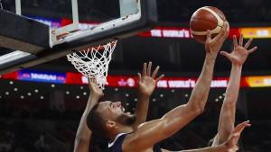 Enttäuschung für die NBA-Auswahl