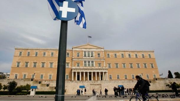 Bedenken gegen neue Kredite für Athen