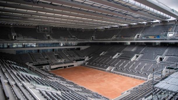 French Open in den September verlegt
