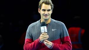 Federers Kampf gegen die Zeit
