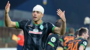 Werder stoppt die Talfahrt