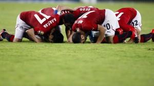 Ägyptens Fußballverband vermisst seine Pokale