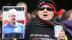 Ein ganz großer Fan von Freiburgs Trainer Streich