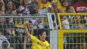 Dortmund steigert die Vorfreude aufs Derby