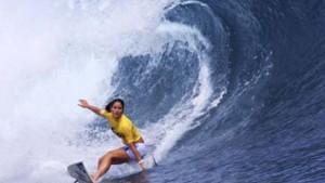 Surfen und Party