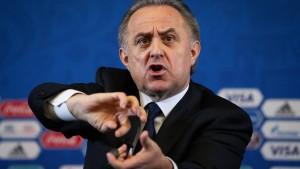 Putins Mann für den Sport – einst unangreifbar, jetzt schwer belastet