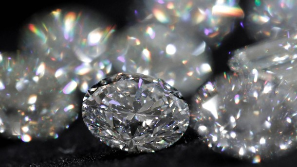 Diamanten für Jedermann