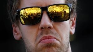 Misstöne zum Abschied von Vettel