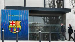 Razzia und Festnahmen beim FC Barcelona