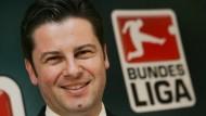 """""""Ich definiere die Bundesliga weniger über den Abstand zu England"""": DFL-Chef Seifert gibt sich optimistisch"""
